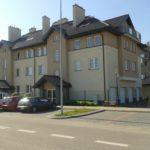 Osiedle mieszkaniowe w Warszawie