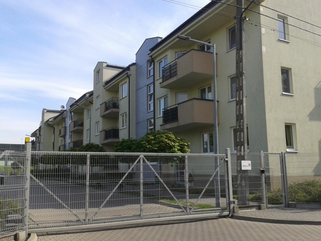Zdjęcie osiedla w Warszawie